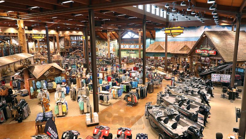 バスプロショップ・アウトドアワールド・デンバー(Bass Pro Shops Outdoor World Denver)