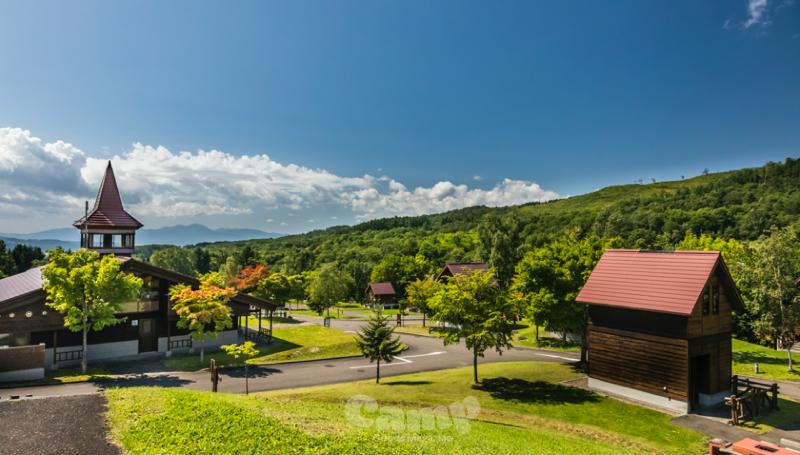 エルム高原リゾート オートキャンプ場(北海道)