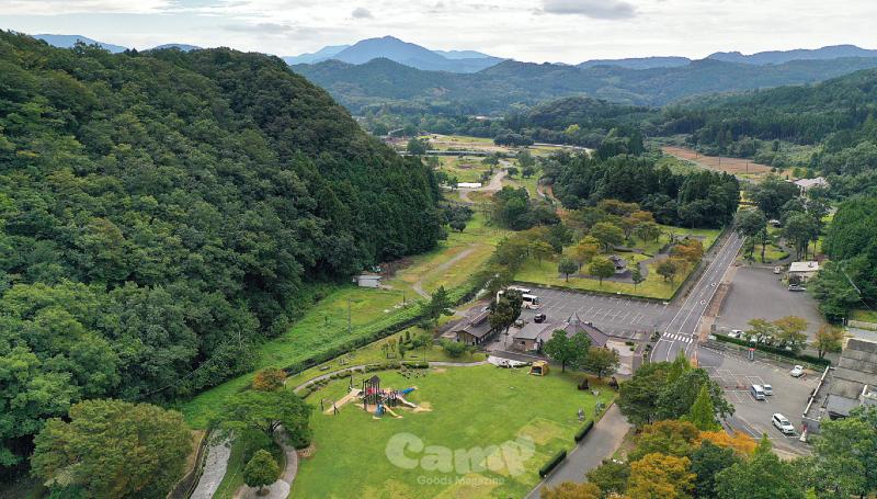 秋吉台オートキャンプ場(山口県)